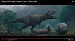 Bande-Annonce de Jurassic World: Fallen Kingdom, c'est angoissant, merveilleux et flippant!