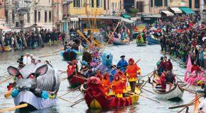 Venise, dans un superbe voyage en couleurs et en musiques!