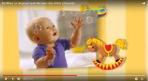 Des enfants, des effets et de la musique dans une présentation très amusante