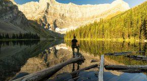 Durant 1 an, un couple a voyagé dans les régions les plus reculées du Canada