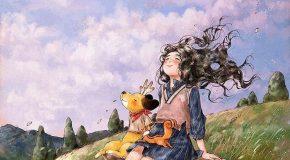 Les illustrations qui montrent la beauté de vivre seul avec des animaux