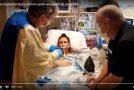 Après une greffe de poumons, une femme réalise qu'elle peut enfin respirer!