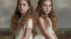 Sublimes portraits d'enfants inspirés des toiles de maîtres