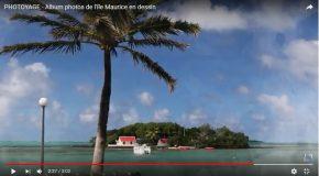 L'île Maurice, ce paradis sur terre dans une adorable présentation musicale