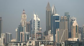 Un nouveau record du plus haut hôtel du monde, le Gevora, à Dubai.
