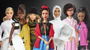 Les poupées Barbie inspirées des femmes les plus célèbres