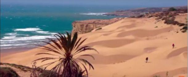 Paysages insolites au Maroc, entre Sahara et plages de rêve!
