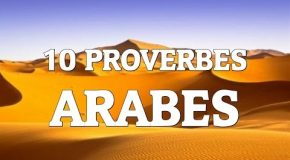 10 PROVERBES ARABES