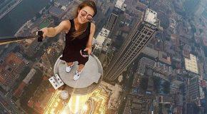Top des selfies les plus dangeureux
