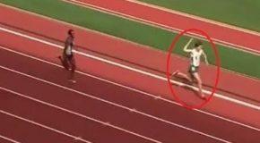 Quand les sportifs crient victoire trop vite