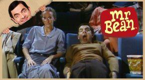 L'une des vidéos amusantes de Mr. Bean