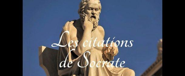 Les plus belles citations de Socrate