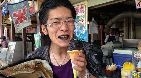 10 PARFUMS DE GLACES INSOLITES VENUS DU JAPON