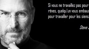 Les meilleures citations de Steve Jobs!