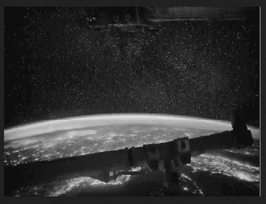La terre nous réserve beaucoup de surprises, voilà comment les astronautes là voient d'en haut