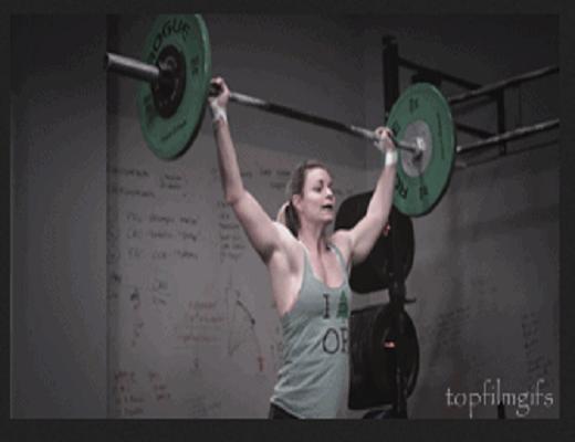 Quand on va à la salle de gym c'est soi pour se muscler, soi pour faire le pitre