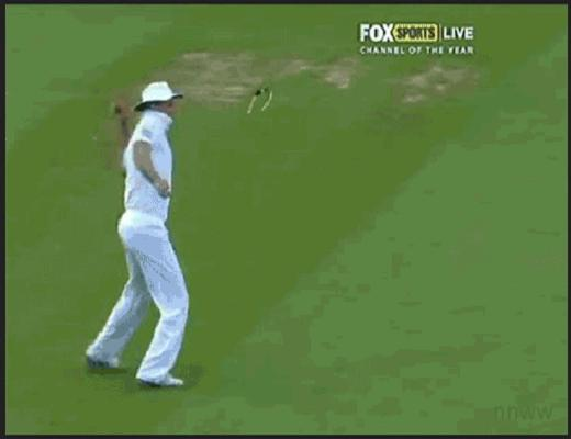 Sur les greens de golf on rencontre des joueurs, qui ne cessent de relever des défis