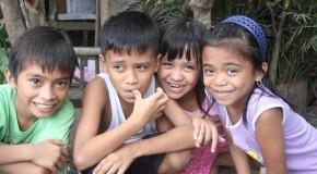 C'est à travers les regards des enfants, que l'on ressent la joie, le bonheur et la tristesse