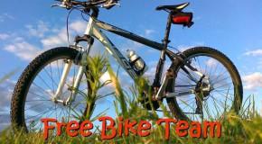 Faire du Freebike pour se défouler et prendre un bol d'air frais en pleine nature
