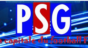 Le Paris Saint Germain un club de football, où les joueurs roulent tous en grosses cylindrées