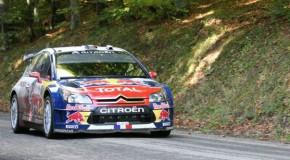 Le rallye d'Alsace, un des circuits le plus populaire de toute la France et ça ne date pas d'aujourd'hui