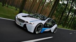 BMW Vision un concept car qui fait rêver tous les férus de voiture et de nouvelle technologie