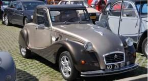 Quand les passionnés des Citroën 2 CV se lâchent, ils peuvent faire des miracles