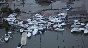 Le bilan du passage de l'ouragan Sandy sur New York et ses environs