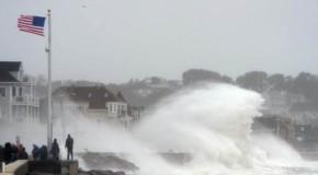 Vivez le tumulte de l'ouragan Sandy comme si vous étiez à New York