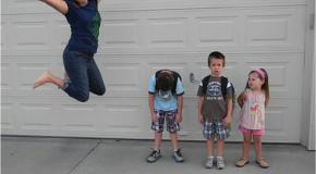 Les photos les plus drôles des parents libérés au jour de la rentrée scolaire !